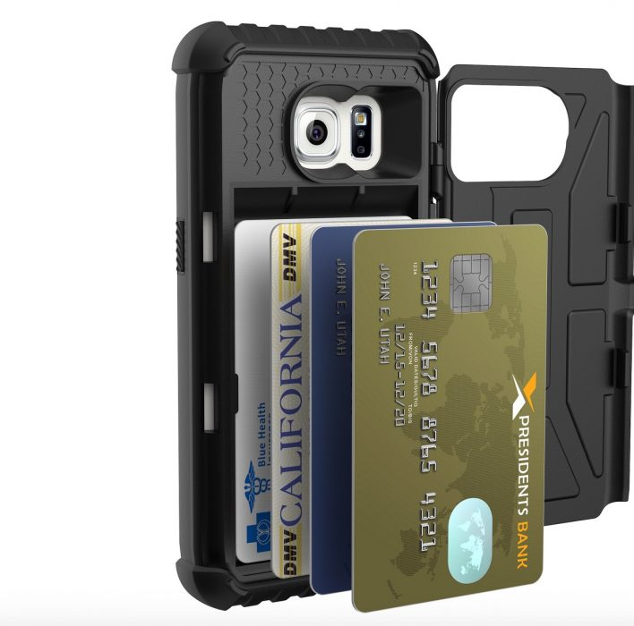 UAG Galaxy S7 Case and Wallet Case