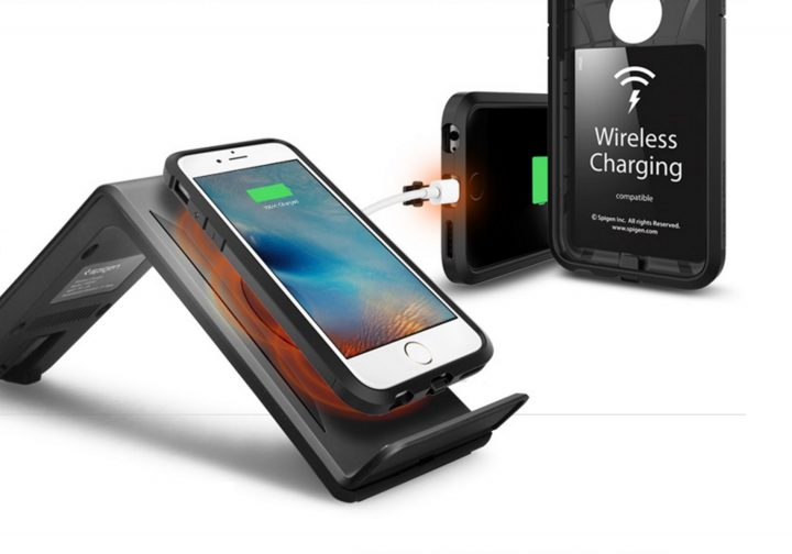 Spigen Wireless Charging iPhone 6s Case
