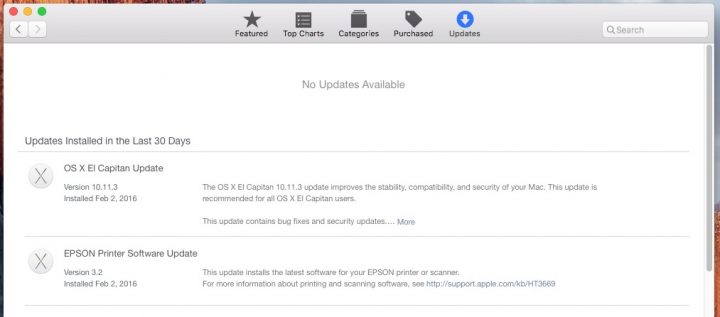 Update OS X as Soon as You Can