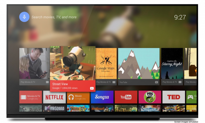 Android TV Recording