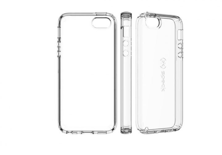 Speck iPhone SE Clear Case