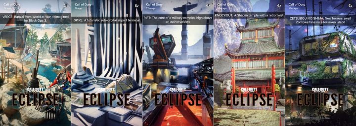 Eclipse Call of Duty Black Ops 3 DLC 2