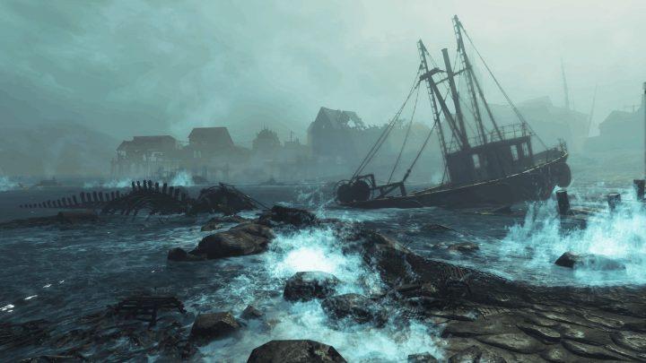 Far Harbor Problems