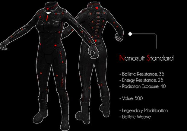 Nanosuit 6.0
