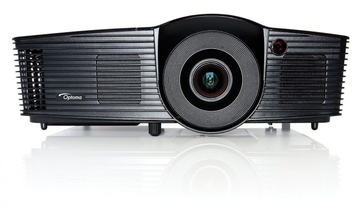 Best projector: Optoma HD141X