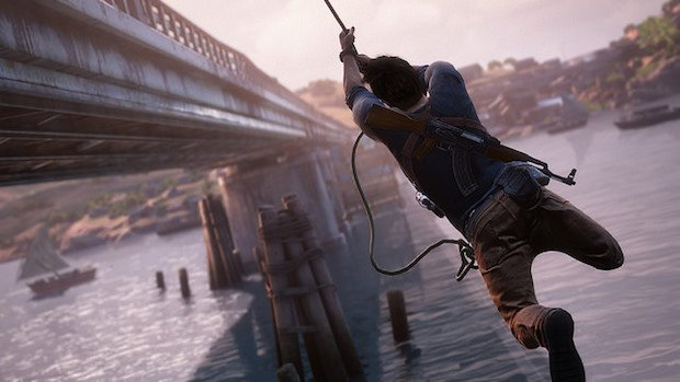 Uncharted 4 Day One Updates