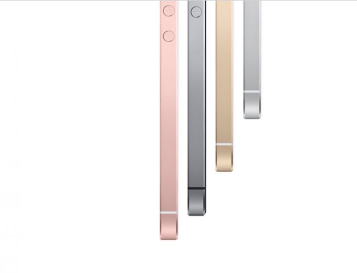 Pick an iPhone SE color that matches your style.