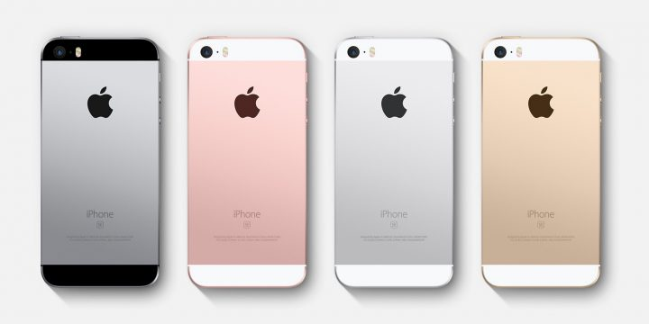 Pick what iPhone SE color to get.
