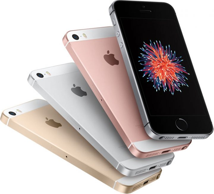 Which iPhone SE color to get in 2016.