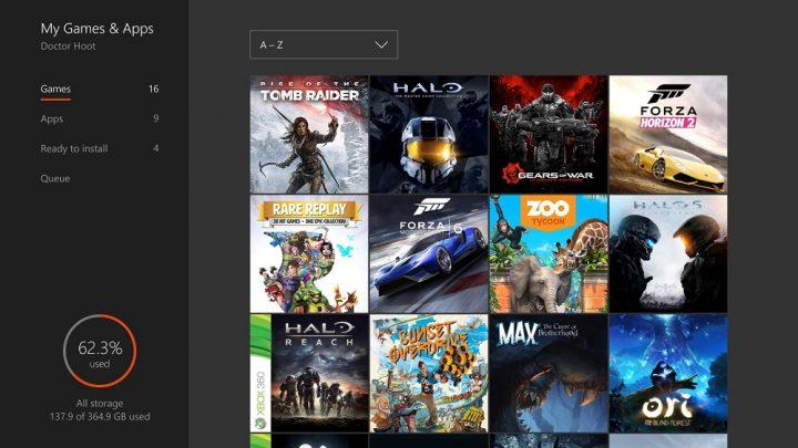 Xbox One Anniversary Update (2)
