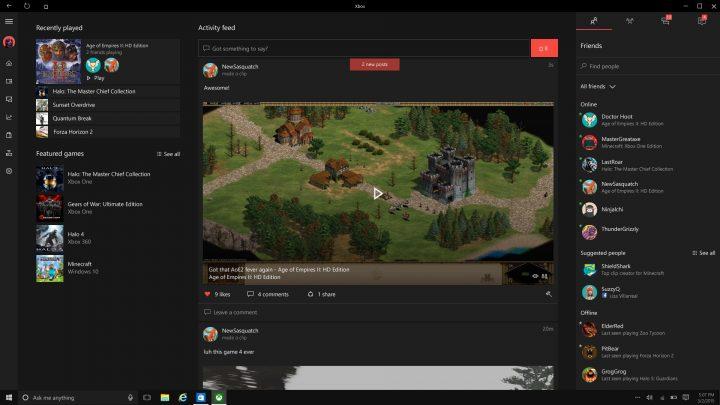 Xbox One Anniversary Update (3)