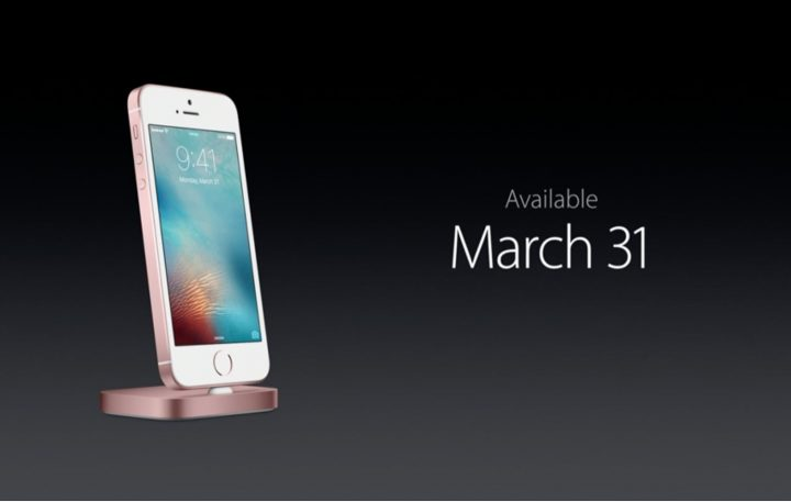 iPhone se release date price features - 1