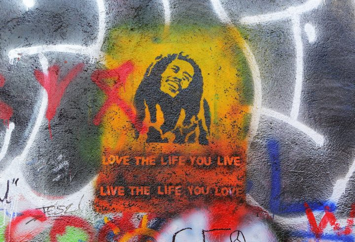 A new Bob Marley Snapchat lens is under fire. emka74 / Shutterstock.com