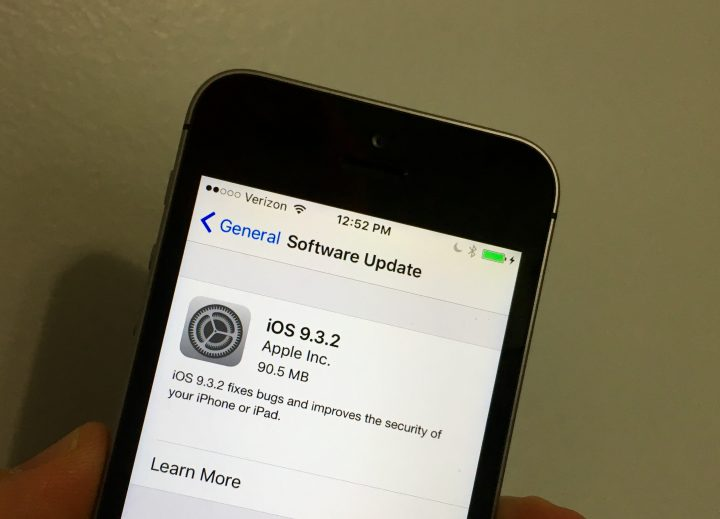 Learn how to downgrade form iOS 9.3.2 to iOS 9.3.1.