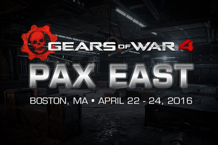 Gears of War 4 at PAX East