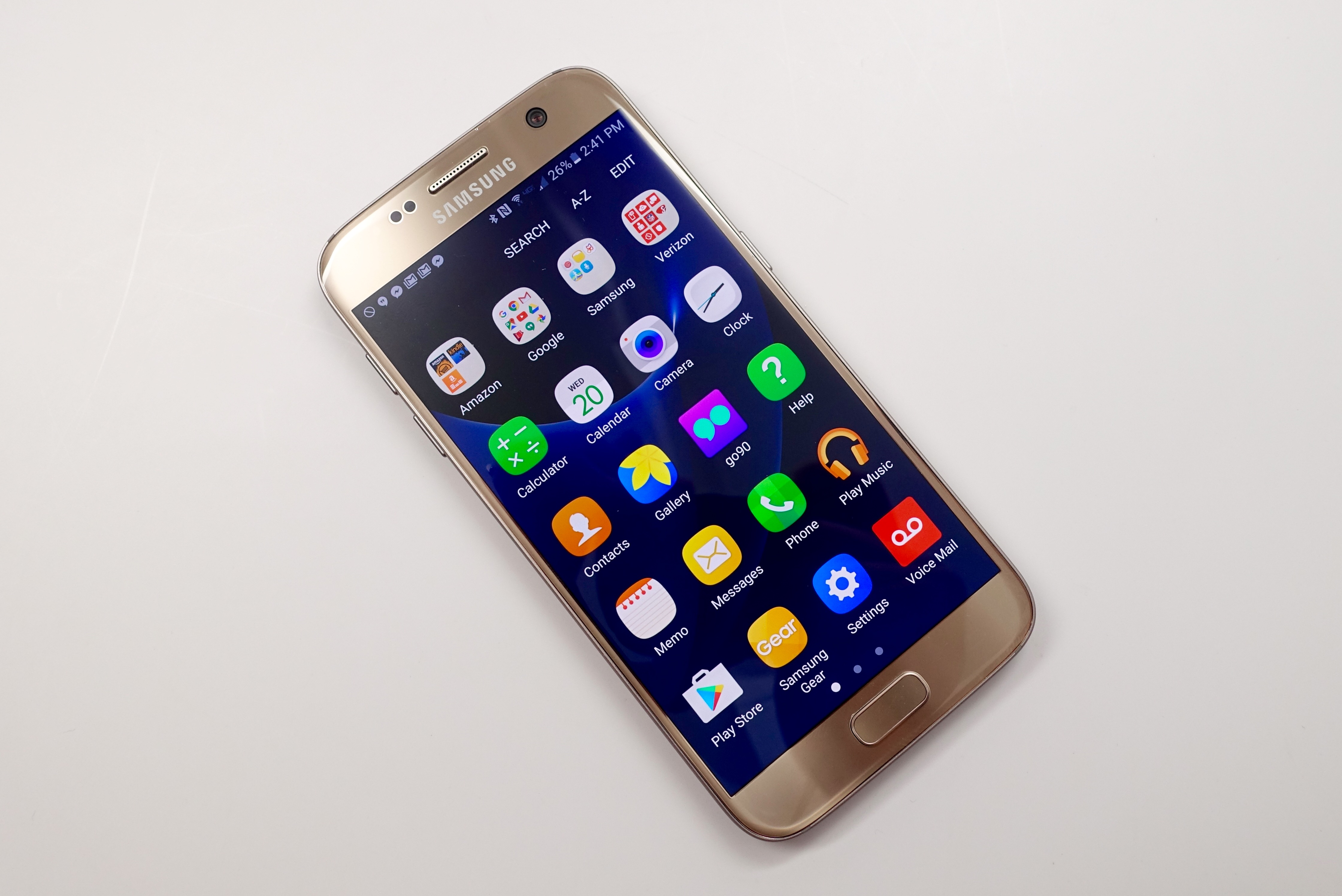 Samsung Galaxy S7 Review – 1