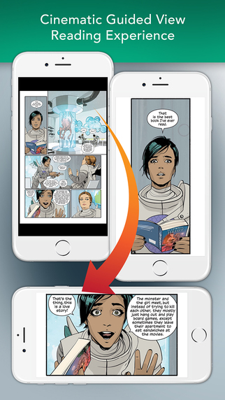 Comics on iPad - Best CBR Reader