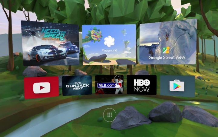 Android Daydream