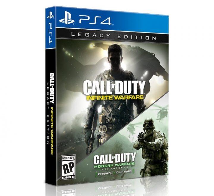 Call of Duty Infinite Warfare Legacy