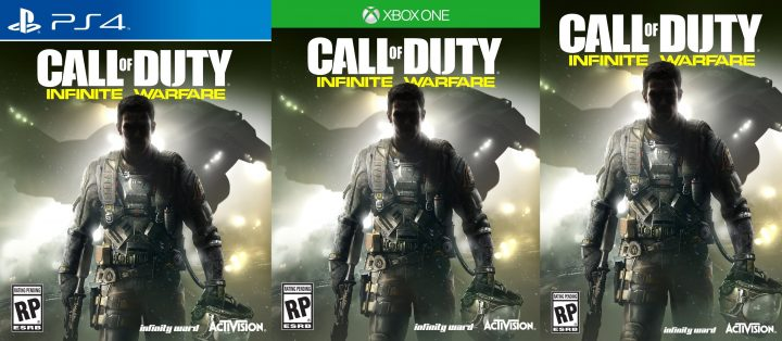 Choose which version of Call of Duty: Infinite Warfare to buy.