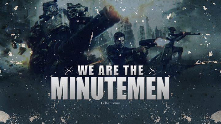 We Are The Minutemen