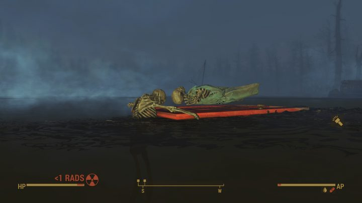 Far Harbor Easter Eggs