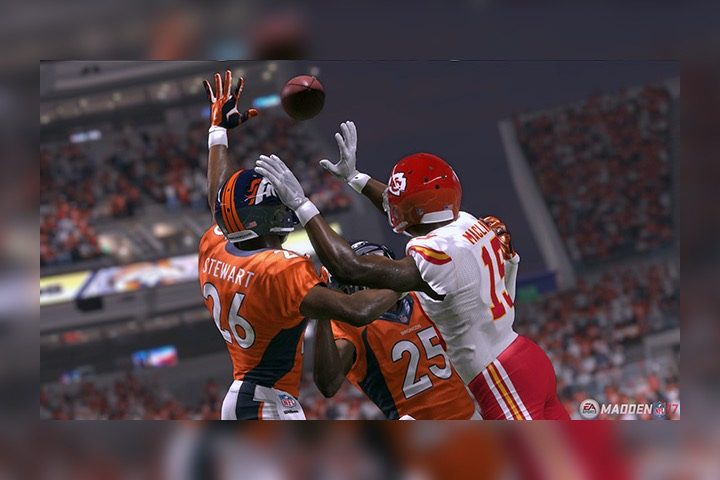 Smarter Aggressive Catches in Madden 17