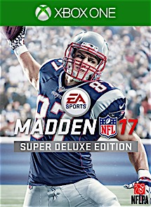 Madden 17 Deluxe Edition