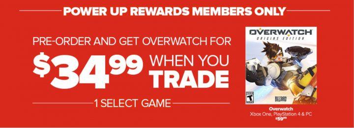 gamestop overwatch deals
