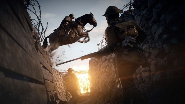 Battlefield 1 Fog of War Mode