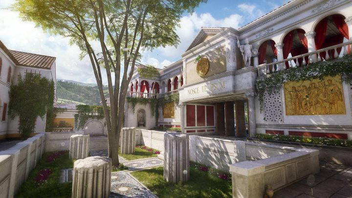 The first Black Ops 3 DLC 3 teaser is a Raid remake.