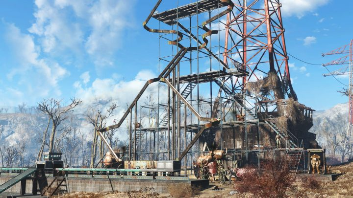 Quick Fallout 4 Contraptions Workshop Review