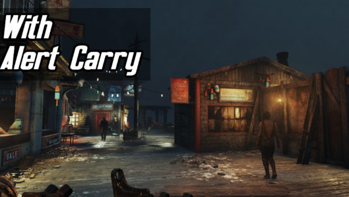 Alert Carry