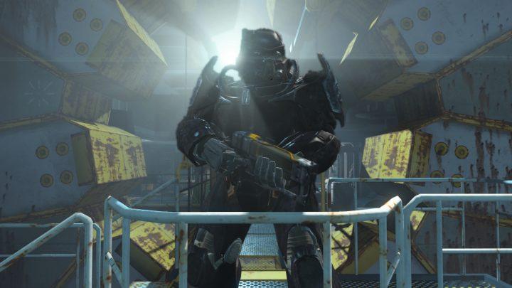 Enclave X-02 Power Armor