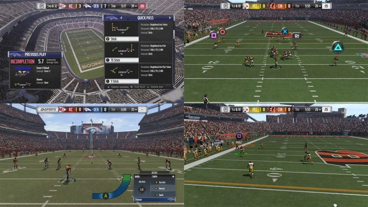Madden 17 Accessibility