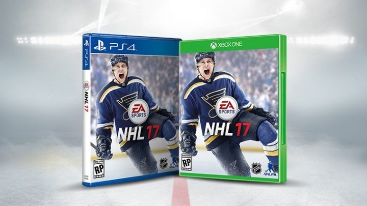 NHL 17 Day One Patch