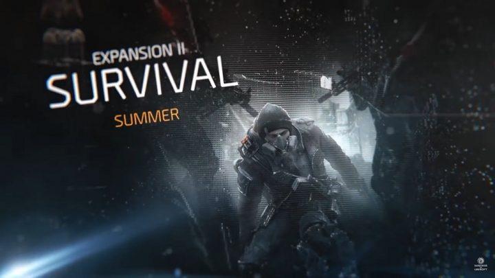The Division Survival Expansion Trailer