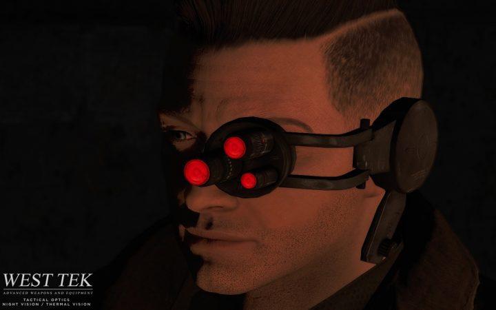 West Tek Tactical Optics - Night / Thermal Vision