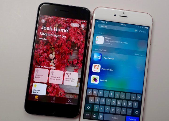 iOS 10 Home App & Homekit