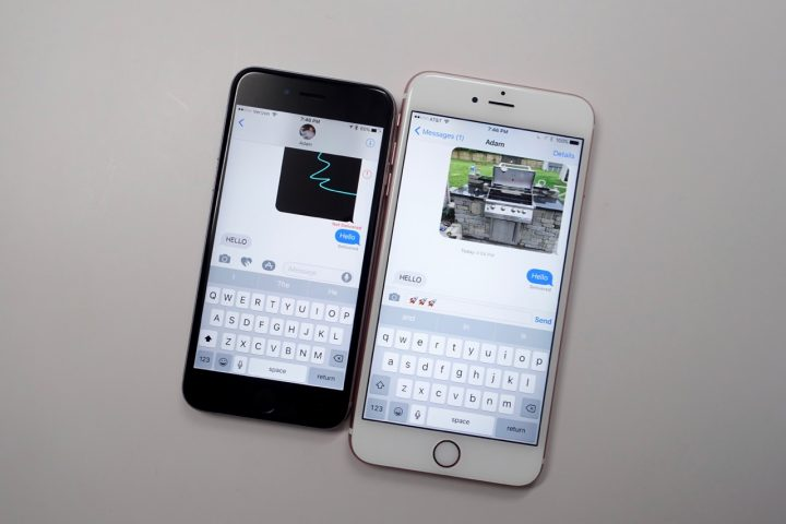 iOS 10 Messages, Emojis & Features