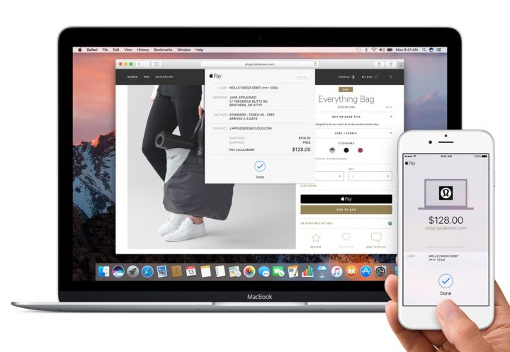 Apple Pay on Your Mac