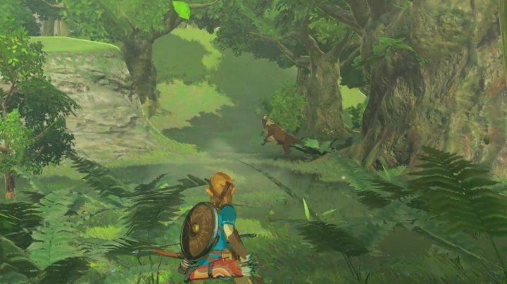 the legend of zelda breath of the wilds 4