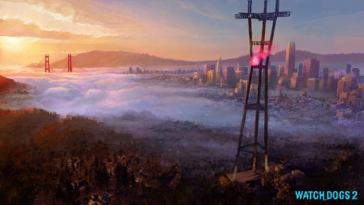 Watch Dogs 2 Is Set in a New, Vibrant City