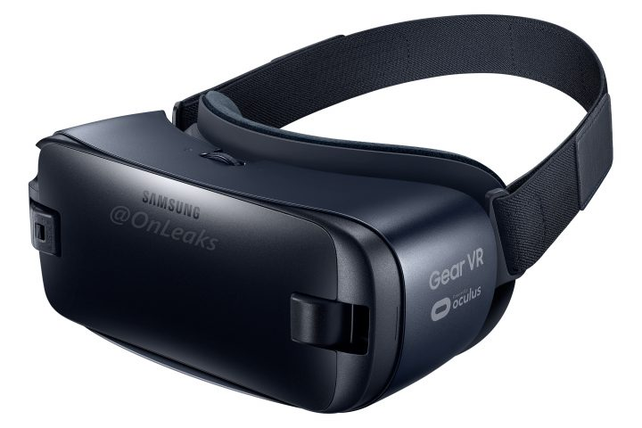 The new Samsung Gear VR 2