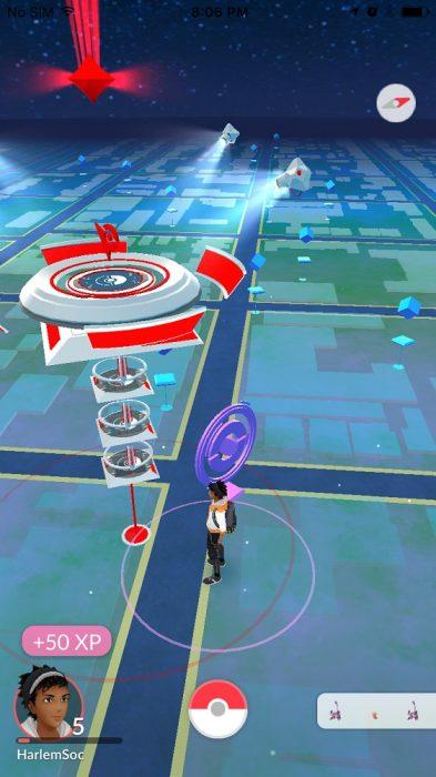 Pokemon Go Battles 3