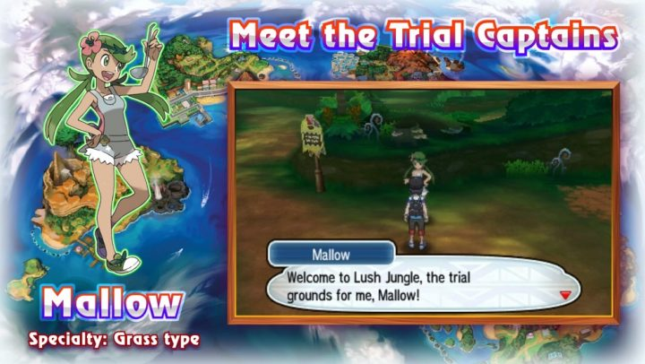 Island Challenges & Trial Captains