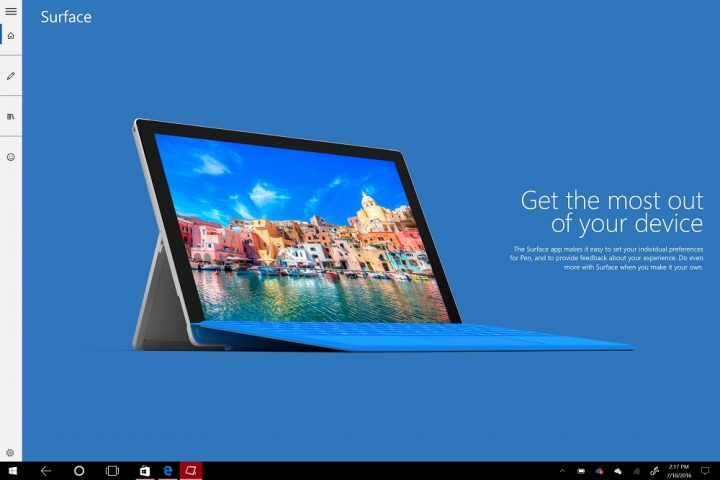 Surface Pro 4 Windows 10 Anniversary Update (1)