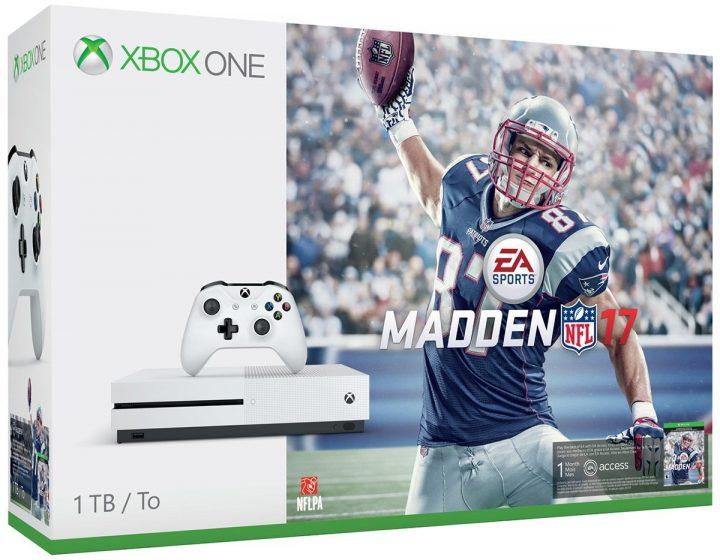 Xbox One S madden