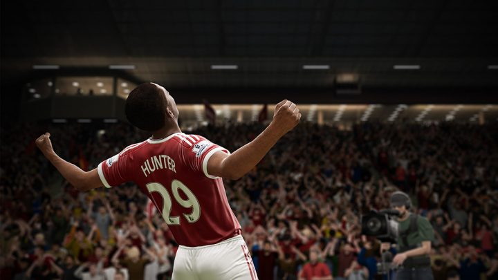 FIFA 17 Graphics and Frostbite