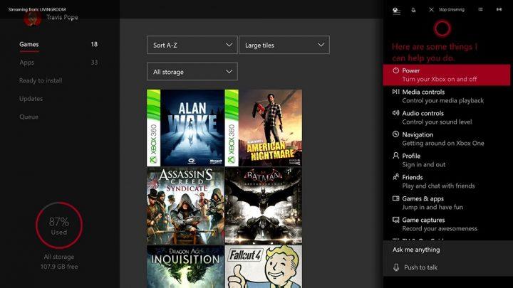 How to Use Cortana on Xbox One (10)